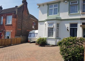 Thumbnail 5 bed semi-detached house for sale in Battle Road, St Leonards-On-Sea, East Sussex
