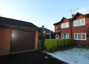 Thumbnail 2 bed semi-detached house for sale in Meadow Brook Close, Normanton