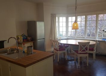 Thumbnail 3 bed flat to rent in Rodborough Road, Golders Green, London