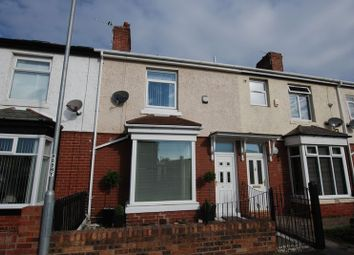 Thumbnail 2 bed terraced house for sale in Dalmatia Terrace, Blyth