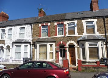 Thumbnail 2 bed terraced house for sale in Diana Street, Roath, Cardiff