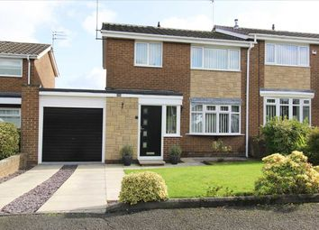 Thumbnail 3 bed semi-detached house for sale in Ringwood Drive, Parkside Glade, Cramlington