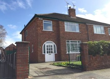 Thumbnail 3 bed property to rent in Greenbank Road, Chester