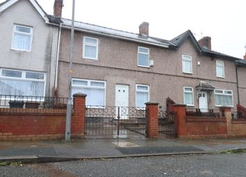 Thumbnail 3 bed terraced house to rent in Clemmey Drive, Bootle
