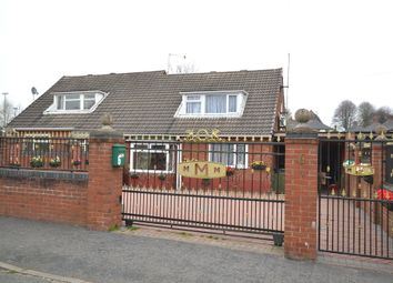 Thumbnail 3 bed semi-detached house for sale in Acacia Avenue, Knutton, Newcastle-Under-Lyme