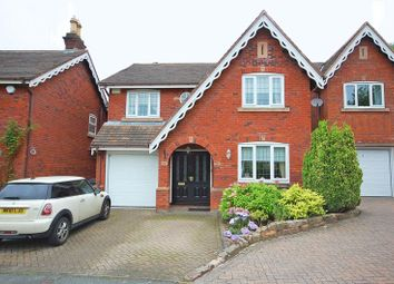 Thumbnail 6 bed detached house for sale in Orchard Rise, Hill Street, Hyde