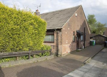 Thumbnail 2 bedroom semi-detached bungalow for sale in Rouse Street, Rochdale