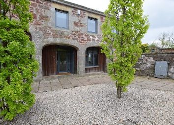 Thumbnail 3 bed end terrace house to rent in Cuthill Towers, Milnathort, Perthshire