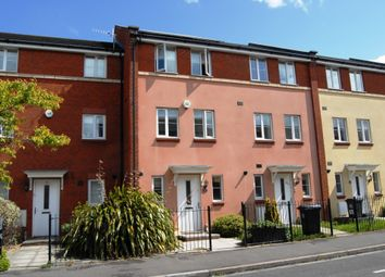 Thumbnail 3 bed town house to rent in Tarnock Avenue, Whitchurch, Bristol