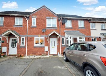 Thumbnail 2 bedroom terraced house for sale in Old Bakery Close, Exeter, Devon