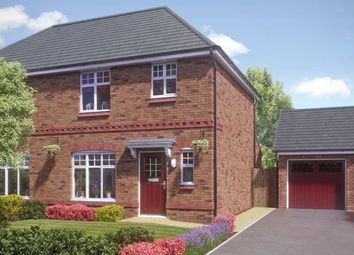 Thumbnail 3 bedroom detached house for sale in Doulton Road, Cradley Heath