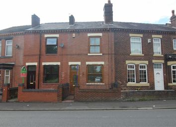 Thumbnail 1 bedroom terraced house for sale in Liverpool Road, Platt Bridge, Wigan