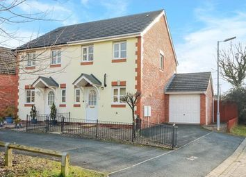 Thumbnail 2 bedroom semi-detached house for sale in Belmont, Hereford