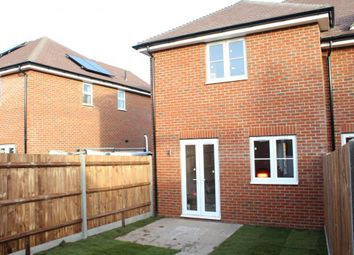 Thumbnail 2 bed semi-detached house to rent in North Lane, Aldershot
