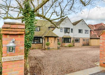 Thumbnail 5 bed detached house for sale in Stanley Hill Avenue, Amersham