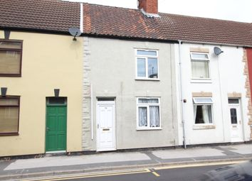 Thumbnail 2 bed terraced house for sale in The Croft, Potter Street, Worksop