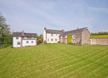 Thumbnail 5 bed country house for sale in Deerfold, Birtley, Bucknell, Shropshire