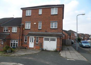Thumbnail 6 bed town house for sale in Gibson Drive, Smethwick