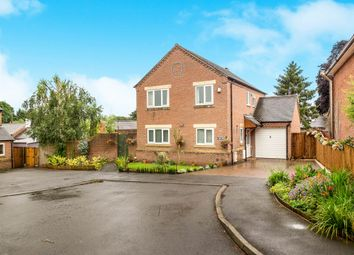 Thumbnail 4 bed detached house for sale in Pear Tree Close, Castle Donington, Derby