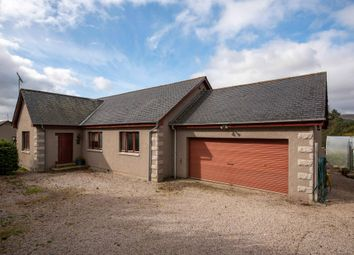 Thumbnail 4 bed detached house for sale in Lumsden, Huntly, Aberdeenshire