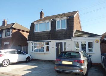 Thumbnail 4 bedroom detached house for sale in Berkshire Drive, Woolston, Warrington, Cheshire