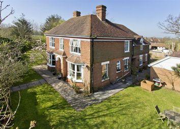Thumbnail 6 bed detached house for sale in Durrant Green House, Biddenden Road, High Halden, Kent