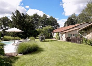 Thumbnail 4 bed property for sale in Chavagnac, 16260 Cellefrouin, France