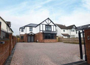 Thumbnail 5 bed detached house for sale in Cheltenham Road, Longlevens, Gloucester