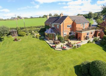 Thumbnail 4 bed property for sale in Wem Road, Clive, Shrewsbury