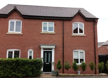 4 bed detached house for sale in Foxtail Close, Stenson Fields, Derby DE24