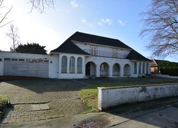 Herbert Road, Emerson Park, Hornchurch RM11. 6 bed detached house