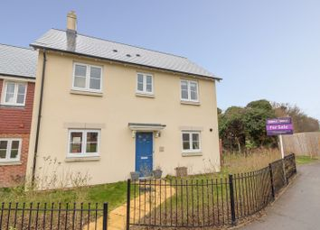 Thumbnail 3 bed semi-detached house for sale in Blinker Way, Andover