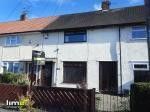 Thumbnail 2 bed terraced house to rent in Calder Grove, Longhill, Hull