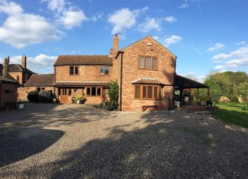Thumbnail 5 bed detached house for sale in The Coach House, Market Place, Tattershall, Lincoln