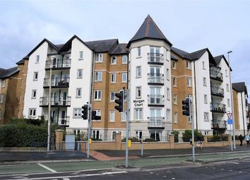 Thumbnail 2 bedroom flat for sale in Morgan Court, Swansea