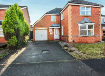 Thumbnail 4 bed detached house for sale in Celandine Road, Hamilton, Leicester