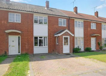 Thumbnail 3 bed terraced house for sale in Long Lynderswood, Lee Chapel North, Essex