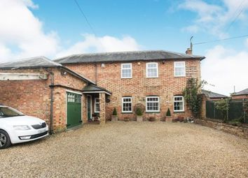 Thumbnail 4 bed detached house for sale in Watling Street, Hockliffe, Leighton Buzzard, Bedfordshire