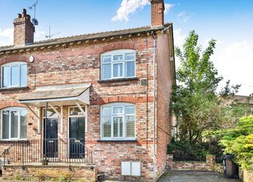 Thumbnail 2 bed semi-detached house to rent in Bollin Walk, Wilmslow