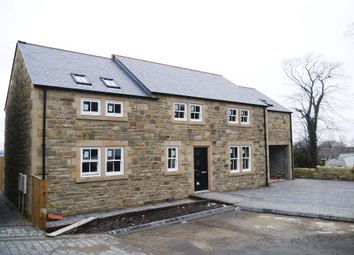 Thumbnail 4 bed detached house for sale in The Oaks, Whickham, Newcastle Upon Tyne