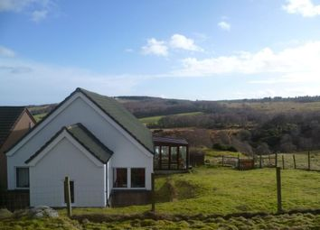 Thumbnail 3 bedroom bungalow for sale in Ptarmigan Lodge Cambusavie, Dornoch
