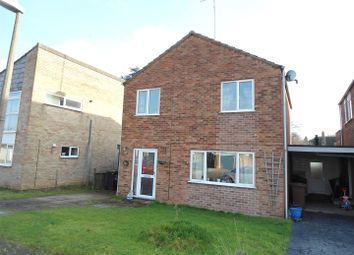 Thumbnail 3 bed detached house for sale in Hargrave Avenue, Needham Market, Ipswich