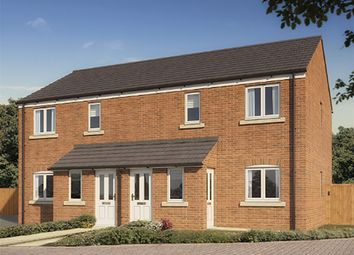 "Thumbnail 1 bed duplex for sale in ""The Beadnell"" at Green Lane, Hindley Green, Wigan"