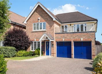 Thumbnail 5 bedroom detached house for sale in Waverley Road, Stoke D'abernon, Cobham, Surrey