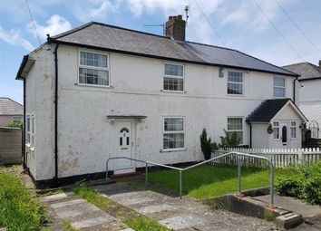 Thumbnail 3 bed semi-detached house for sale in Tan Y Fron, Garden Suburb, Barry