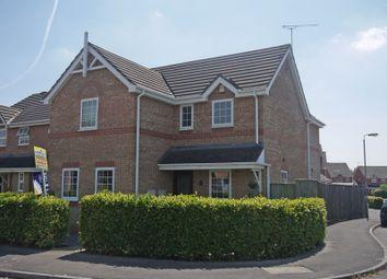 Thumbnail 4 bedroom detached house for sale in Furze Close, Peatmoor, Swindon