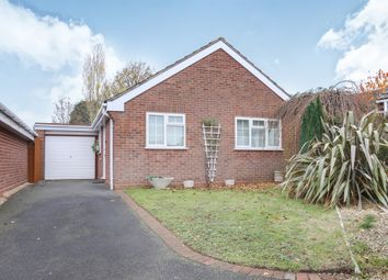 Thumbnail 2 bed detached bungalow for sale in Aintree Close, Kidderminster