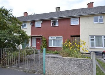 Thumbnail 3 bedroom terraced house for sale in Marmion Crescent, Bristol