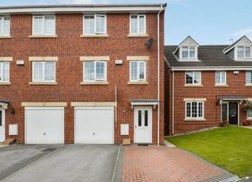 Thumbnail 4 bedroom town house for sale in 4 Murray Drive, Leeds