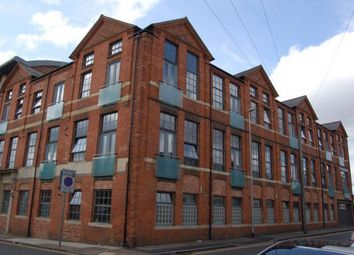 Thumbnail 1 bed flat to rent in Clare Street, The Mounts, Northampton